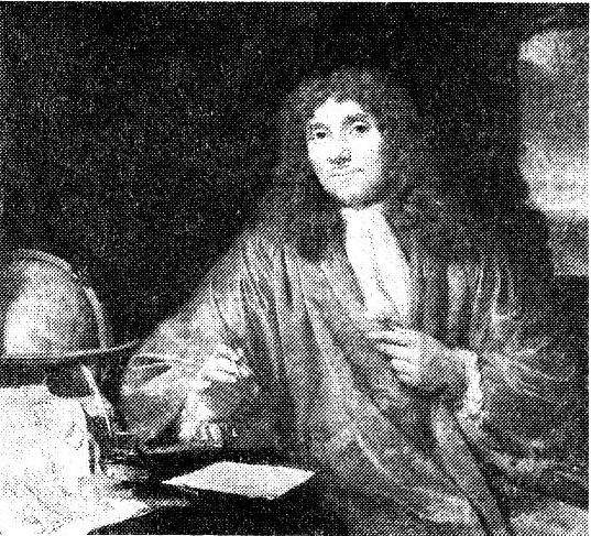 Назовите учёного 17 века, изображённого на фотографии, который занимался в том числе и зоологией