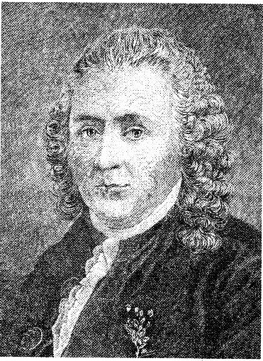 Назовите учёного 18 века, изображённого на фотографии, который занимался в том числе и зоологией
